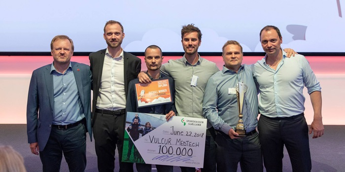VulCur MedTech wins Venture Cup's National Startup Competition 2018. Photo: Venture Cup